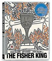 The Fisher King - Criterion Collection Blu-Ray Nuovo (CC2495BDUK)