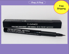 Mac Penultimate Brow Marker Pen Liner Soucils New boxed Discontinued
