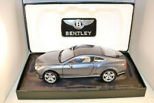 Minichamps 1:18 Bentley Continental GT Coupe RARE perfect mint in box