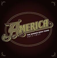 AMERICA - THE WARNER BROS.YEARSE 8 CD NEW!