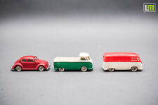 1:87 Lego - 2 x VW Bus T1 / 1 x VW Käfer //0_016