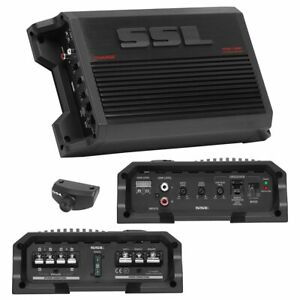 SOUND STORM LABORATORIES CG1202 Soundstorm Charge mini Amplifier 1200 Watt 2 ...