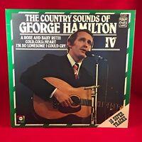 GEORGE HAMILTON IV The Country Sounds Of UK Vinyl LP EXCELLENT CONDITION Best C