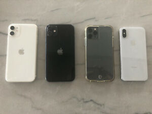 Iphone Lot parts only 4 phones