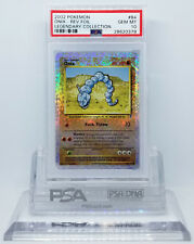 Pokemon LEGENDARY COLLECTION ONIX #84 REVERSE PSA 10 GEM MINT #28620379