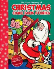 GREAT TREASURY OF CHRISTMAS COMIC BOOK STORIES TPB IDW Holiday Comics TP