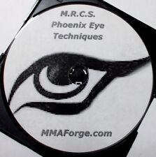 Phoenix Eye Kung Fu Knuckle Punch Fist Mantis Training Instructional DVD Video
