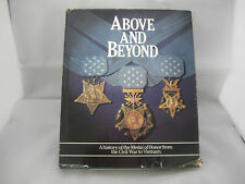 Above and Beyond (1985, Hardcover)