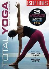 TOTAL YOGA - THE FLOW SERIES (NEW DVD)