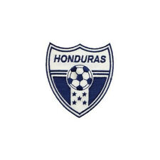 HONDURAS FIFA SOCCER WORLD CUP IRON-ON PATCH CREST BADGE 2.25 X 2.75 INCH