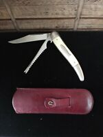 Mother Pearls Fish Pocket Knife, VERY RARE *collectables*shed included