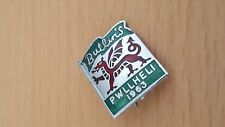Vintage Butlins Pin Badge 1963 Pwllheli Holiday Camp Enamel Badge