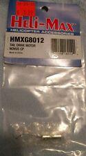 Heli-Max Tail Drive Motor Novus CP HMXG8012 New