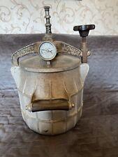 More details for vintage 1920s/30s easiwork london no. 9 health pressure cooker- display/ upcycle