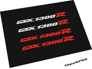 Custom sticker set for Suzuki GSXR1300 GSX R1300 vinyl glossy