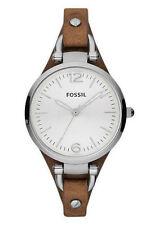 Fossil Georgia ES3060P Armbanduhr für Damen