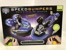 BlueHat Speed Bumpers Head 2 Head RC Vehicles Battery Operated Black Blue