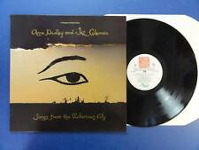ANNE DUDLEY & JAZ COLEMAN SONGS FROM THE VICTORIOUS CITY china 90 A-1UB-1U Lp EX
