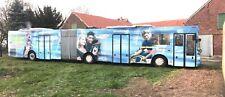 MAN Gelenk-Info-Bus Bj.97 org.188Tkm 228Kw Top Voll fahrbereit Klima Wohnmobil
