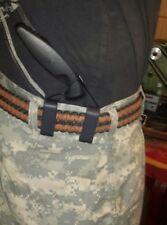 Kydex  Black IWB Knife Sheath for Model 1485  KaBar TDI (Sheath only)