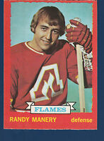 RANDY MANERY 73-74 O-PEE-CHEE 1973-74 NO 131 EXMINT+ LITE BACK