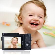 "Amkov 24MP Digital Camera FHD 1080P Flip Screen 3.0"" LCD Zoom Camcorder LF766"