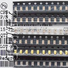 150pcs 6value 1206 SMD LEDs Kit White Purple Orange Blue Green Red Super Bright