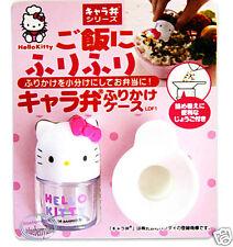 Sanrio HELLO KITTY Seasoning Spice Bottle case set bento accessories kitchen