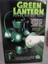 DC DIRECT GREEN LANTERN: HAL JORDAN POWER BATTERY PROP 1:1 Replica Set TROPHY