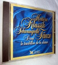 CD-sereines classique-élan pleine danses-dans le tourbillion de la danse