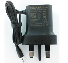 GENUINE NOKIA MAINS CHARGER C3 C3-01 C5 C6 C7 N96 N8 X6 5230 6303i 6300 E 71