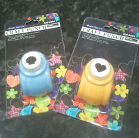 1 x Craft Hole Punch for Paper - Scallop shell or heart