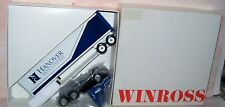 1992 Hanover Shoe Company Hanover PA Winross Diecast Delivery Trailer Truck