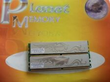 Desktop 4GB (2X2GB) DDR2 PC2-6400 800MHz 240-pin NON ECC Low Density RAM CRUCIAL
