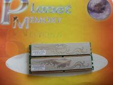 Desktop 4GB (2X2GB) DDR2 PC2-6400 800MHz 240-pin NON ECC Low Density RAM PQI