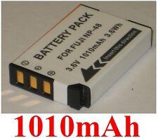 Batería 1010mAh tipo NP-48 NP48 Para FujiFilm XQ1, fujifilm XQ2
