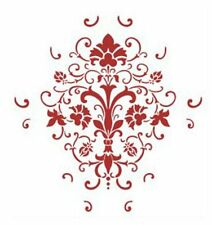Wall Painting Grain Stencil Pattern LW SZUS