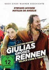 GIULIAS GROßES RENNEN - ACCORSI,STEFANO/DE ANGELIS, MATILDA   DVD NEU