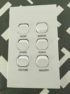 Light Switch Labels / Stickers