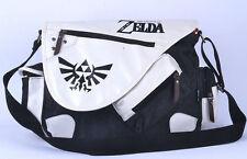 The Legend of Zelda Cosplay Handbag Canvas Messenger Bag Shoulder Bag School Bag