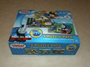 Thomas & Friends Super 3D Puzzle Pack - 3 Pack - Complete