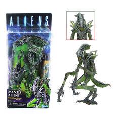 """NECA Aliens 10 Wave Mantis Alien & Chest Burster Kenner 7"""" Action Figure Model"""