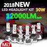 CSP H7 60W 12000LM LED Headlight kit Driving Lamp Fog Globes Canbus ERROR FREE