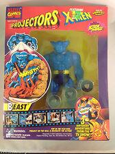 """1995 Toy Biz X-Men Bishop Animated 8"""" Projectors! NIB!"""