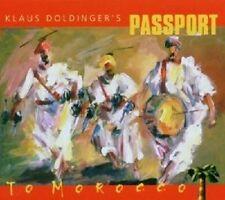 "KLAUS DOLDINGERS PASSPORT ""TO MOROCCO"" CD NEUWARE"