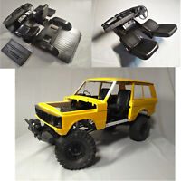 Trucks Interior Set for Classic Range Rover Axial SCX10 I II Traxxas TRX-4 1/10