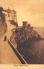 894) AMALFI (SALERNO) HOTEL LUNA. CARRETTO.