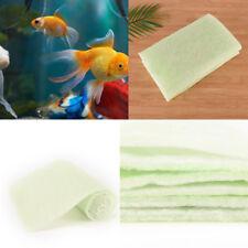 Acuario Fish Tank Double Layer Filtro espuma esponja algodón Pad Mat Media VP