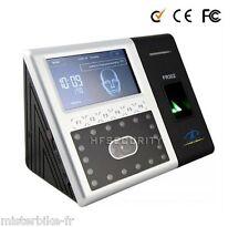 Terminal Controle d'acces biométrique et reconnaissance faciale FR302