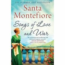 Songs of Love and War, Montefiore, Santa | Paperback Book | Good | 9781471135866